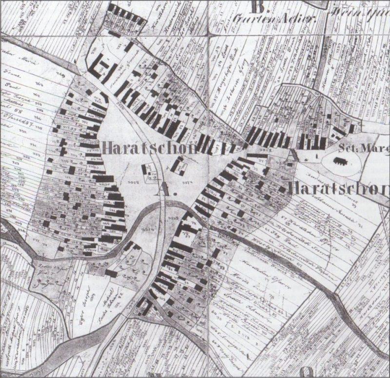 Horitschon 19. Jahrhundert