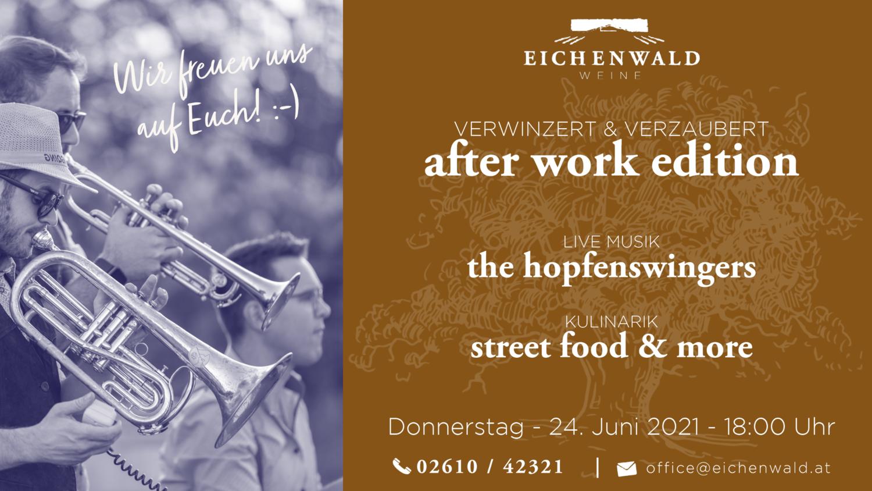 Eichenwald Weine Juni 21